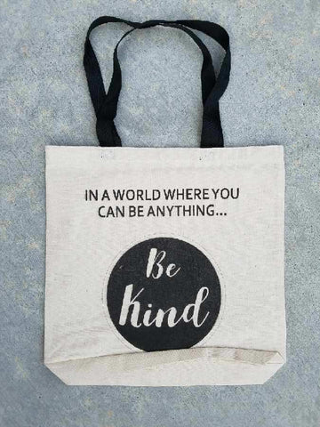 Be kind tote bag - Jane Avenue