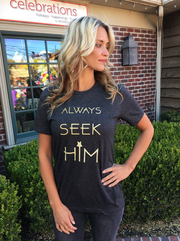 Always seek him - Jane Avenue