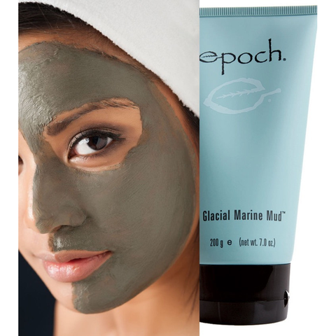 Glacial mud mask - Jane Avenue
