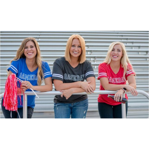 Gameday varsity tee - Jane Avenue