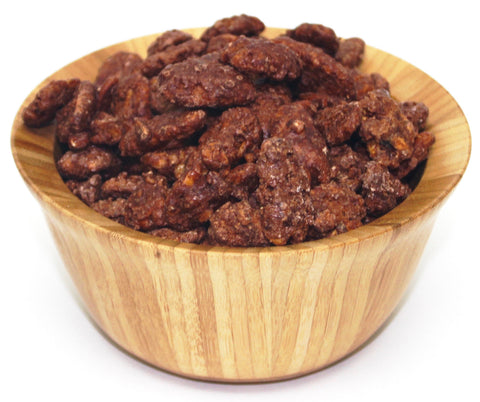 Cinnamon Roasted Pecans