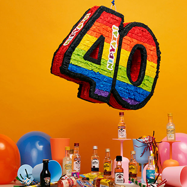 40 and Fabulous! (15 bottles pre-loaded)