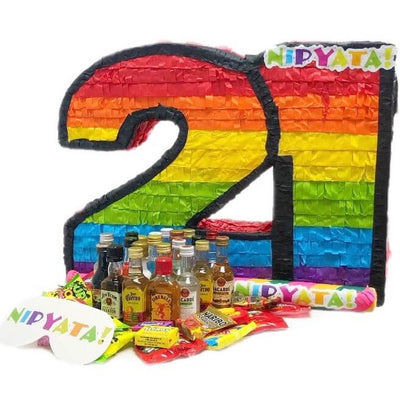 Finally Legal 21! (21 Bottles pre-loaded)