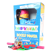 The #1 Adult Booze Piñata: The Stay Classy Burrito®! (15 Bottles Pre-loaded)