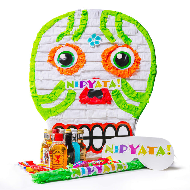 The Twisted Sugar Skull! (15 Bottles Pre-loaded)