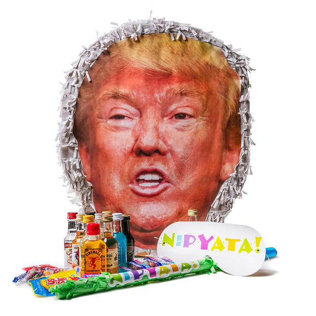 Yuge Face Trump-Yata! (15 Bottles Pre-loaded)