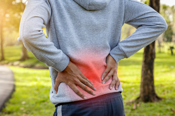 5 HELPFUL WAYS TO REDUCE LOWER BACK PAIN