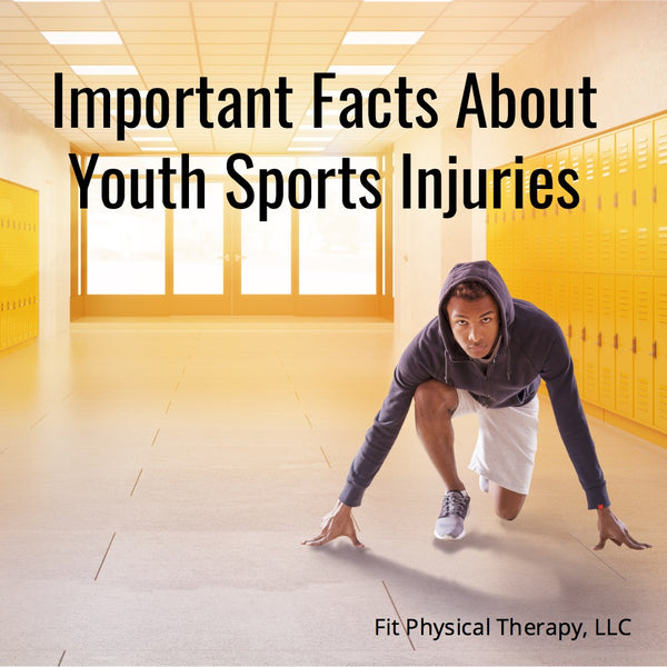 Startling Facts About Youth Sports Injuries
