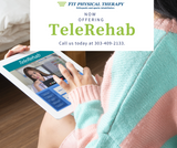 FitPT Now Offering TeleRehab