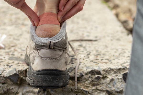 Eliminate Foot Pain While Hiking