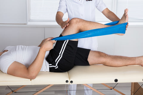 Physical Therapy Treatment for Knee Pain