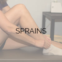 Physical therapy for Sprains