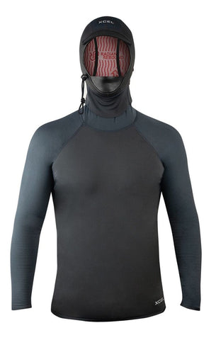 Infiniti Hooded L/S 1mm Top