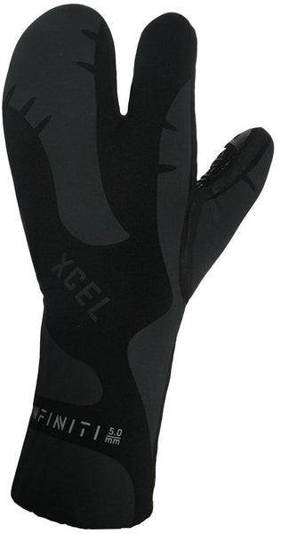 Infiniti 3-Finger Glove 5mm