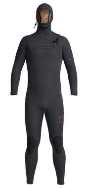 Mens Comp X 5.5/4.5mm Hooded   Fullsuit