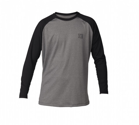 Boy's Tyler L/S Heathered UV Top