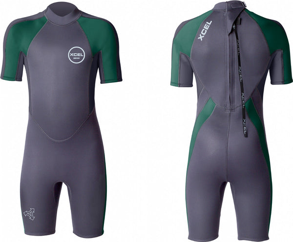 Youth Axis Springsuit 2mm