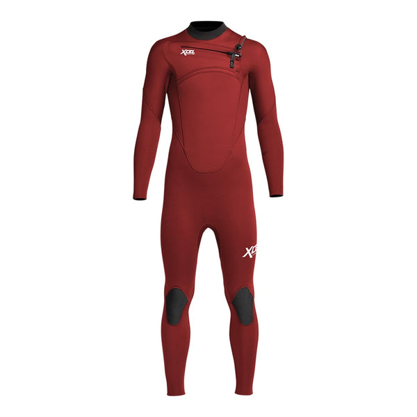 Arriving July 15th 2021 Youth Comp 4/3mm Front Zip Fullsuit