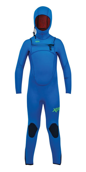 Arriving February 15 2021 Youth Comp 4.5/3.5mm Hooded Fullsuit