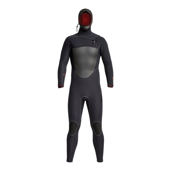Mens Drylock X 5/4 Hooded Fullsuit