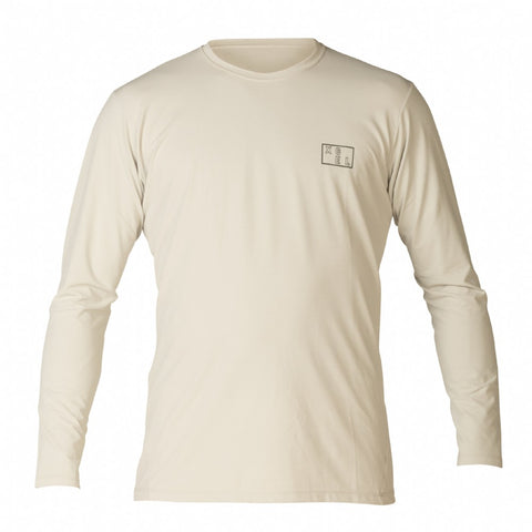 Men's Robert L/S Heathered VentX