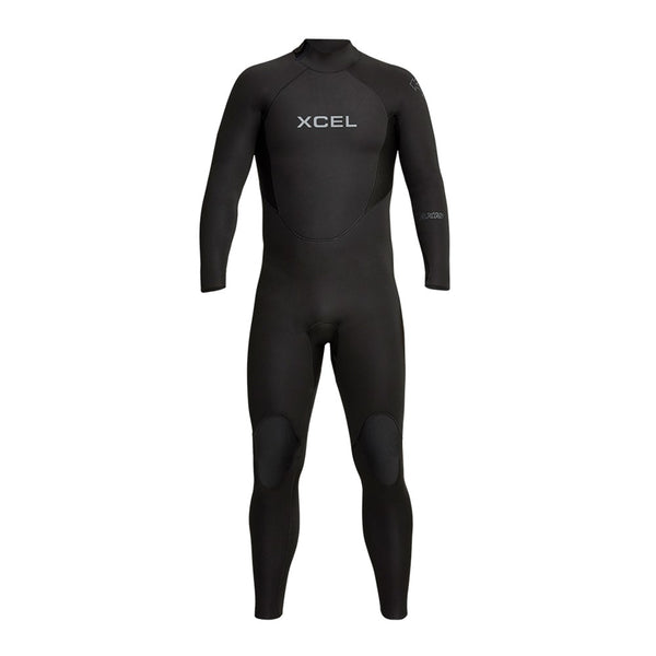 Arriving February 28th 2021 Mens Axis 3/2mm Back Zip  Fullsuit