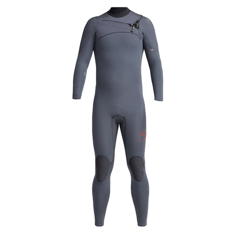 Mens Comp X 4/3mm Front Zip Fullsuit