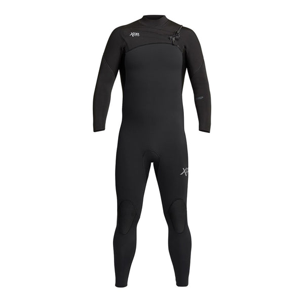 Arriving February 28th 2021 Mens Comp 4/3mm  Front Zip  Fullsuit