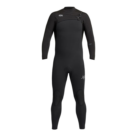 Mens Comp 4/3mm  Front Zip  Fullsuit