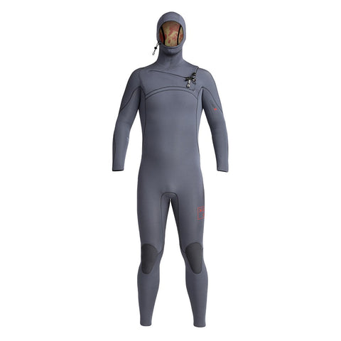 Mens Comp X 4.5/3.5mm Hooded  Fullsuit