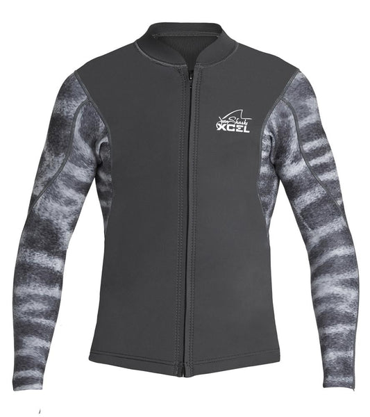 Men's Water Inspired Axis Front Zip 2/1