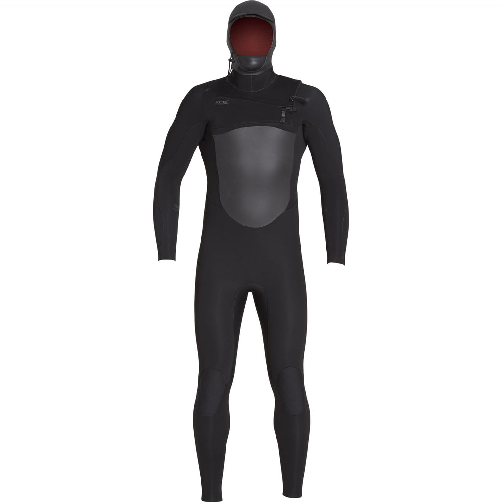 Men s Infiniti Hooded Fullsuit 5 4mm – XCEL Wetsuits Canada 80a8d2dc7