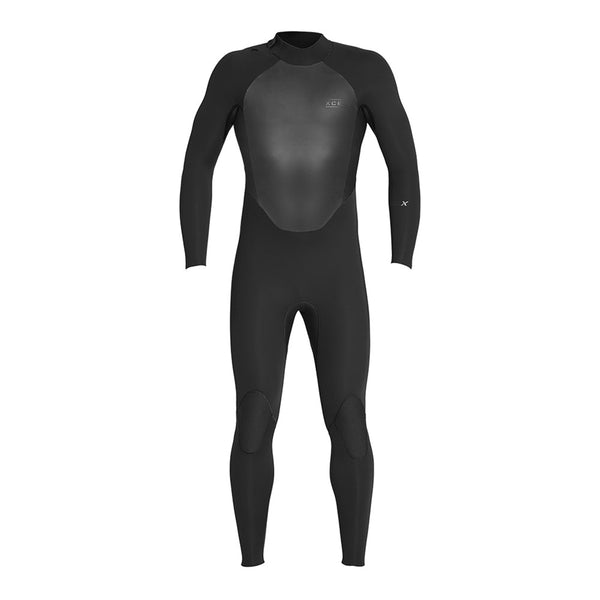 Arriving July 15th 2021 Mens Axis X 3/2mm Back Zip Fullsuit