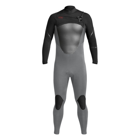 Mens Axis X 4/3mm Front Zip Fullsuit