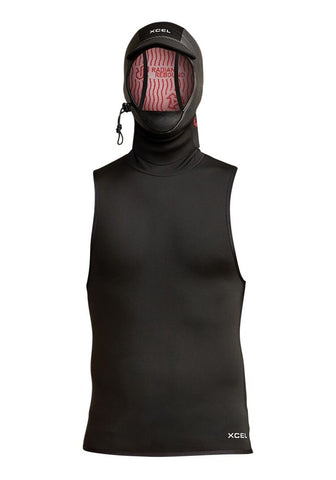 Infiniti Hooded Vest 2mm