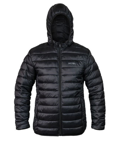 Xcel Hooded Puffy Jacket