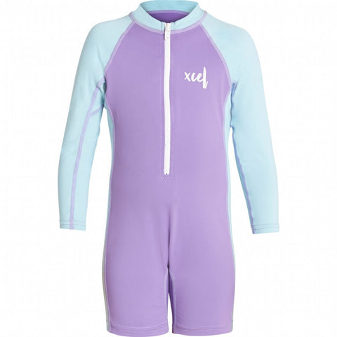 Toddler's UV Springsuit L/S