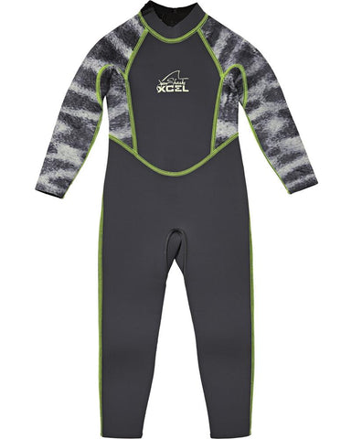 Arriving April 15th Toddler's Water Inspired Fullsuit 3mm