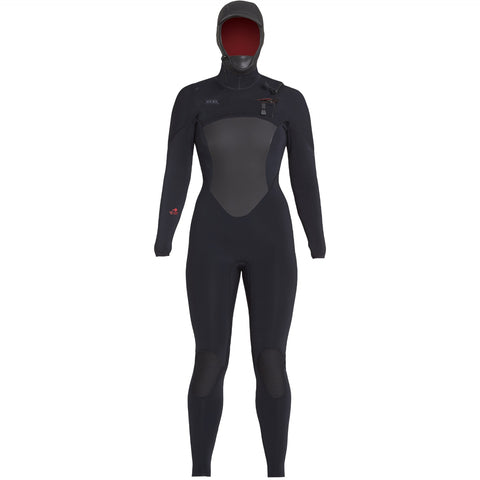 Women's Drylock Hooded Fullsuit 5/4