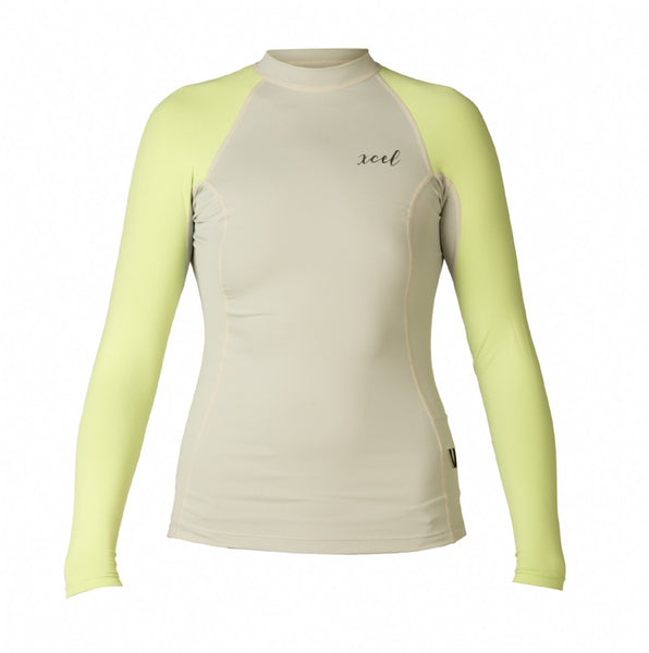 Women's Anna with Key Pocket Premium 6oz L/S