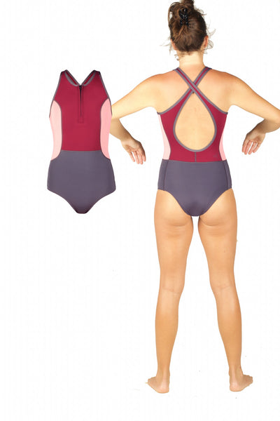 Women's Robin Crossback Springsuit 2mm