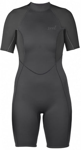 Women's Axis S/S Springsuit 2mm