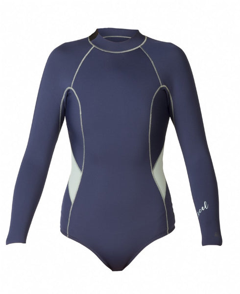 Women's Axis L/S Springsuit 2mm