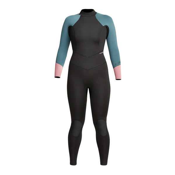 Womens Axis 3/2mm Back Zip  Fullsuit