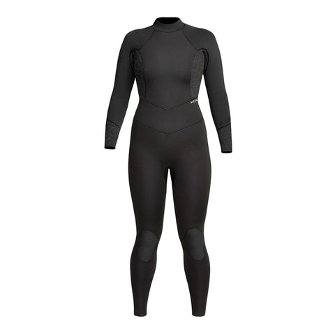 Arriving March 20th 2021 Womens Axis 4/3mm Back Zip Fullsuit