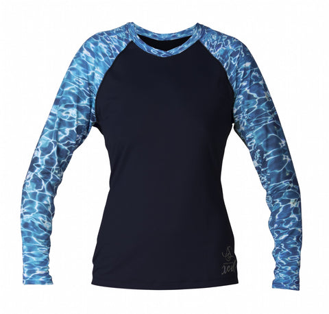 Women's Water Inspired VentX L/S Top