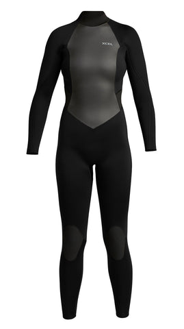 Women's Axis Fullsuit 3/2