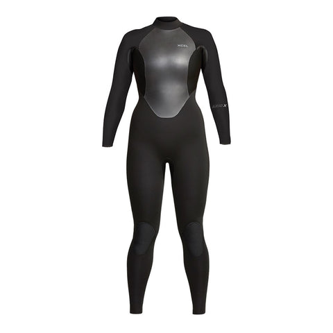 Arriving June 15th 2021 Women Axis X Back ZIp 4/3mm Fullsuit