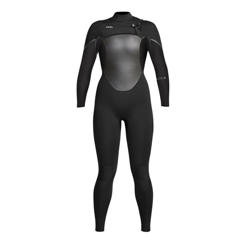 Arriving March 15th 2021 Women's Axis X 4/3mm Front Zip Fullsuit