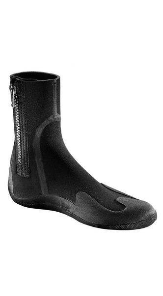 Xplorer Round Toe Boots with Zipper 7mm